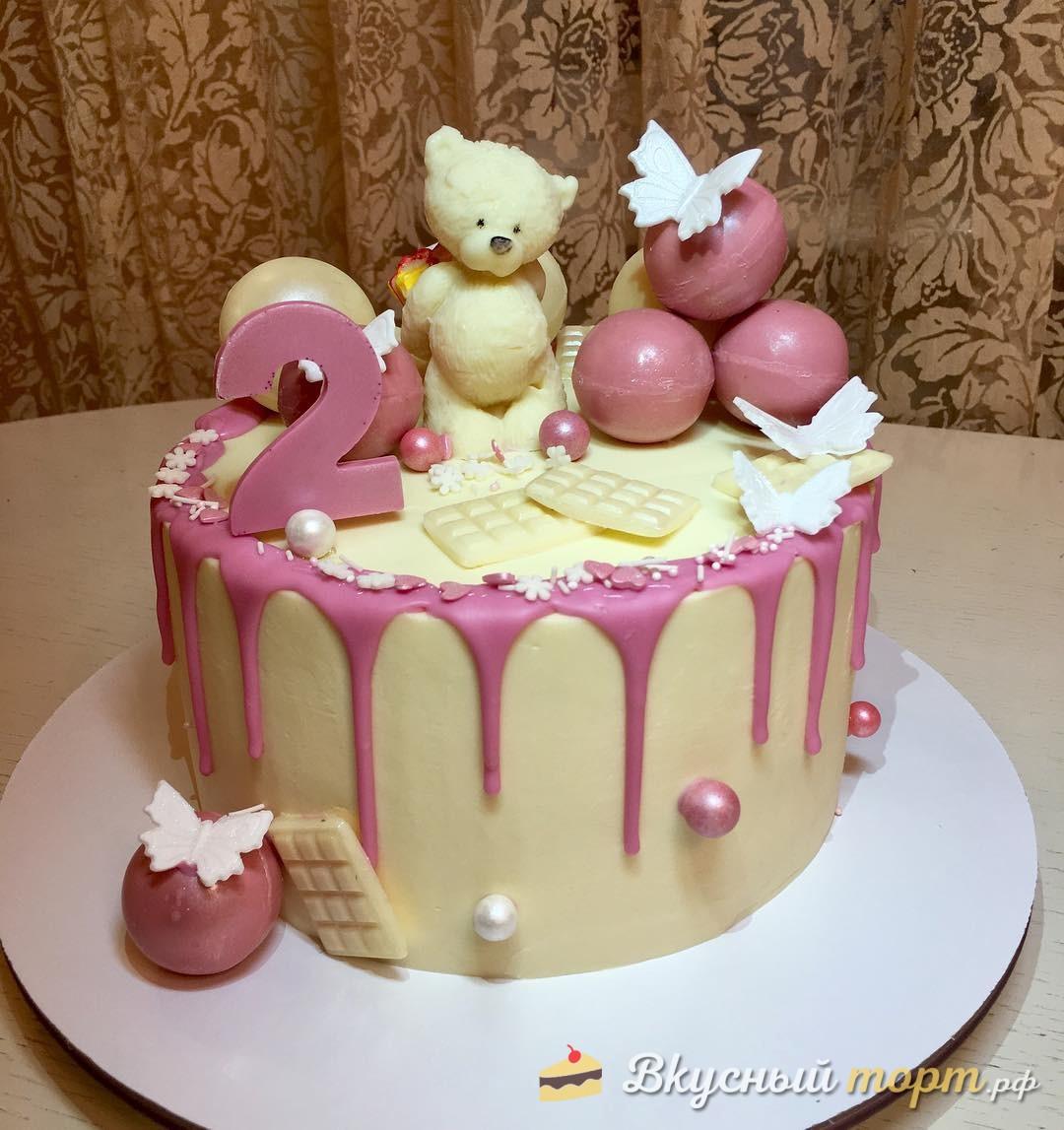 Торт для малышки