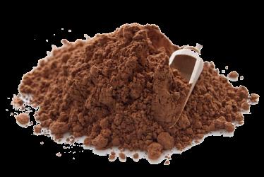 100% какао-порошок